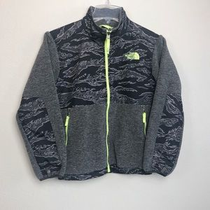 The North Face Denali Fleece Jacket size 10/12
